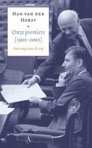 Onze premiers (1901-2002)