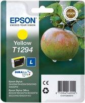 Epson T1294 - Inktcartridge / Geel