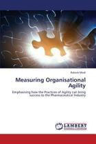 Measuring Organisational Agility