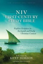 NIV, First-Century Study Bible, Hardcover