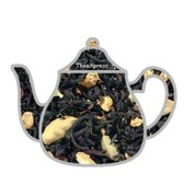 Dark chocolate tea, zwarte thee, 100 gram
