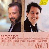 Sonatas For Piano & Violin Vol.1