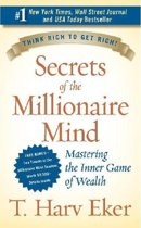 Boek cover Secrets Of The Millionaire Mind van T. Harv Eker (Hardcover)