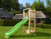 Houten Speeltoren Kleine Tuin - Jungle Tower
