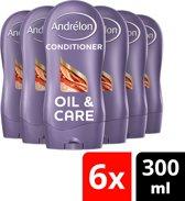 Andrélon Special Oil & Care Conditioner 6 x 300 ml - Voordeelverpakking