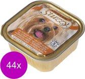 Mister Stuzzy Dog Paté 150 g - Hondenvoer - 44 x Lam&Rijst