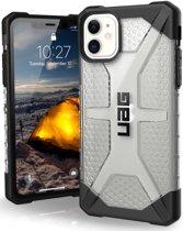 UAG - iPhone 11 Hoesje - Back Case Plasma Ice Clear