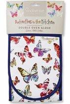 Ovenhandschoenen Butterfly