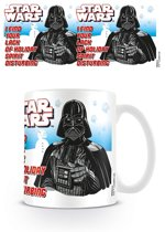 Star Wars Holiday Spirit Mok