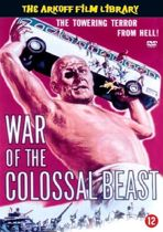 War Of The Colossal Beast (1958) (dvd)