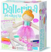 4M Crea Doll Making Kit - Maak een Ballerina Pop