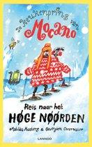 De keukenprins van Mocano 3 - De keukenprins van Mocano III - Reis naar het Høge Nøørden