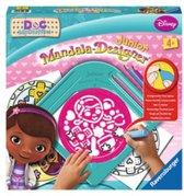 Ravensburger Disney Junior Mandala Designer Doc McStuffins