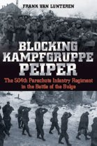 Blocking Kampfgruppe Peiper