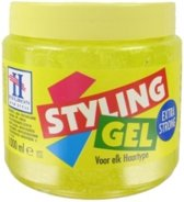 Hegron Haargel Pot – Extra Strong 1000 ml