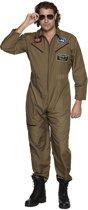Volwassenenkostuum Jet piloot (54/56) - Carnavalskleding