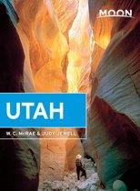 Omslag van 'Moon Utah'