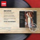 Otto Klemperer - Brahms Ein Deutsches Requiem