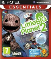 Little Big Planet 2 (Essentials)  PS3