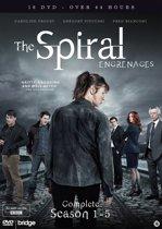 The Spiral: Engrenages - Seizoen 1 t/m 5