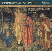 Epiphany at St. Paul's / Scott, Williams, St. Paul's Choir