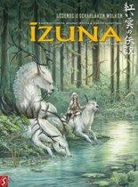 De Legende van de Scharlaken Wolken - Izuna 1/2 Kamigakushi