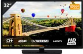 Hitachi 32HE1000 Televisie 32 inch HD - DLED TV - Ziggo gecertificeerd