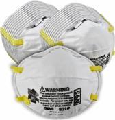 3M 8210 N95 (FFP2+) Mondkapjes / Mondmaskers 20 st