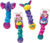 Kong Squiggles L - Kauwspeelgoed - 343 x 95 x 114 mm - Multi