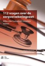 112 vragen over de zorgverzekeringswet