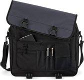 Bagbase Briefcase - Aktetas Graphite 11 Liter