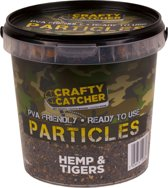 Crafty Catcher Hemp & Tigers   Particles   1.1L