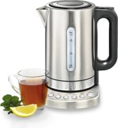 Solis Vario Temp Kettle 5516 Waterkoker - RVS