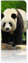 Motorola Moto E5 Play Boekhoesje Design Panda