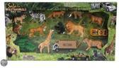 Safari speelset 14-delig