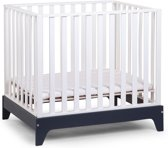 CHILDWOOD - PARK 96 BEUK WIT FRAME NAVY BLUE 75x95