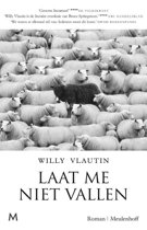 Boekomslag van 'Laat me niet vallen'