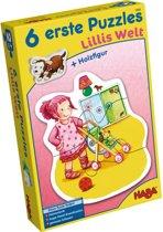 Haba Puzzel Peuterspeelgoed Lilli's wereld