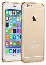 iPhone 6 Plus Aluminium Bumper champagne gold