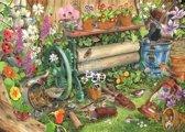 Robin's Nest Puzzel 1000 Stukjes