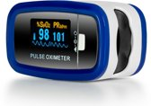 Accumed Saturatiemeter CMS 50D1 - Blauw/Wit