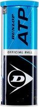 Dunlop ATP Championship Tennisballen - geel - 3 tin