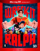 Wreck-It Ralph (3D Blu-ray)