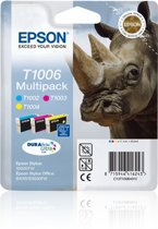 Epson T1006 - Inktcartridge / Multipack