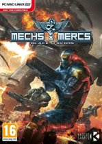 Mechs & Mercs: Black Talons PC