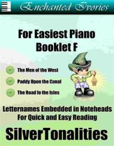 Enchanted Ivories for Easiest Piano Booklet F