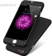 iPhone 7+ 360 Graden Hoesje (zwart)
