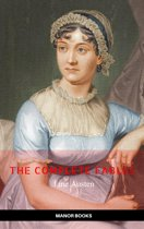 Jane Austen: The Complete Novels (Manor Books) (The Greatest Writers of All Time)