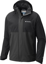 Columbia Evolution Valley Jas - Heren - Black / Shark