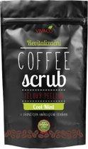 Coffee Scrub met Cool Mint (100% organisch)  - 200g